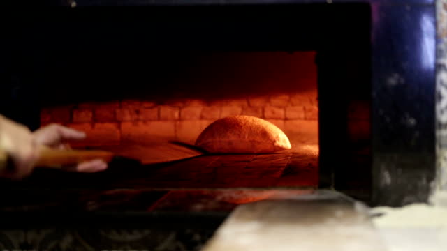 preparing traditional turkish pastry - rolling pin stock videos & royalty-free footage