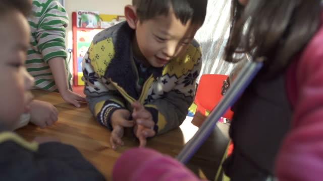 保育園講師によるお子様のスクール形式