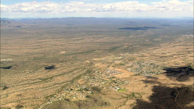 Prescott National Forest  - Aerial View - Arizona, Yavapai County, United States