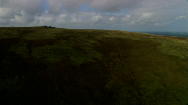 Preseli Hills - Aerial View - Wales, County of Pembrokeshire, United Kingdom