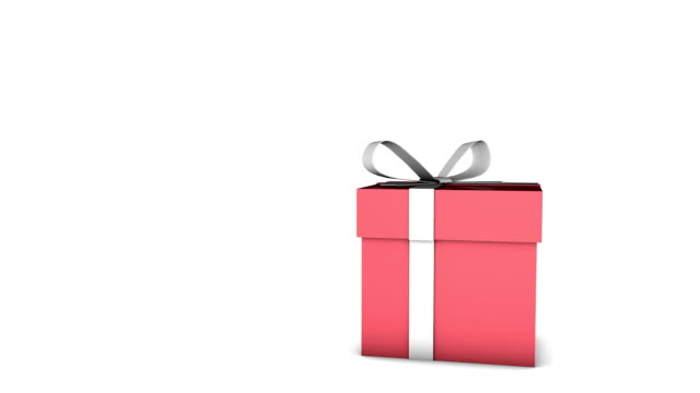 present falling to the floor - gift box stock videos & royalty-free footage