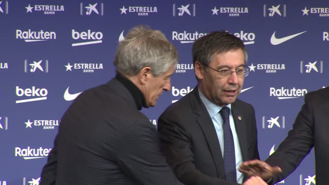 28 Josep Maria Bartomeu Videos and HD Footage - Getty Images
