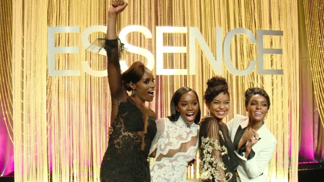 Presents 10th Anniversary Black Women in Hollywood Awards Gala in Los Angeles CA