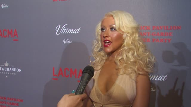 presents the unmasking los angeles ca united states 9/25/10 - christina aguilera stock videos & royalty-free footage