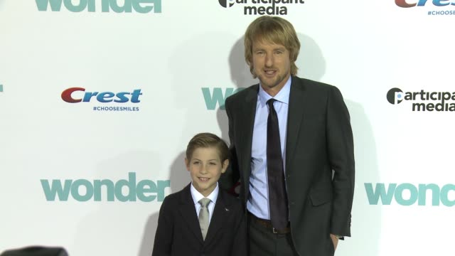 Presents the World Premiere of WONDER in Los Angeles CA