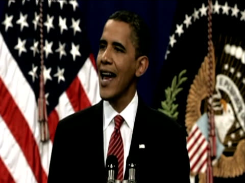 president barack obama emphasises that - 2001年~ アフガニスタン紛争点の映像素材/bロール