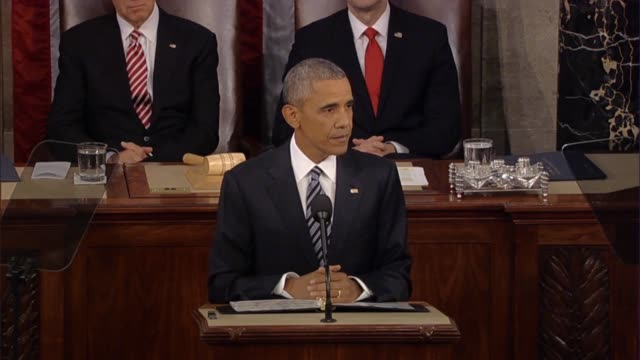 President Barack Obama says in his final State of the Union address not to take over and rebuild every country in crisis that leadership but a recipe...