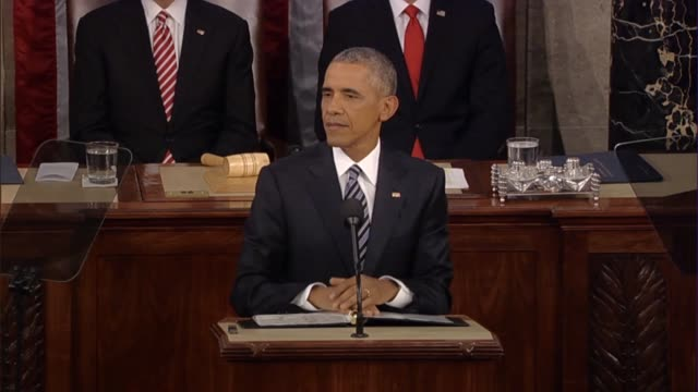 President Barack Obama says in his final State of the Union address as someone who begins every day with an intelligence briefing it is a dangerous...