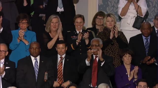 President Barack Obama says in his final State of the Union address the United States spends more than eight times the next nations combined has the...