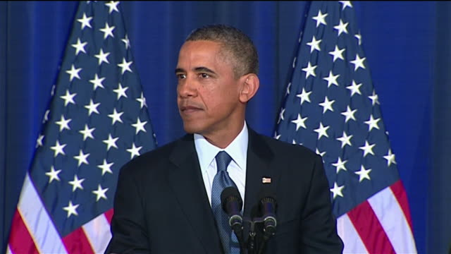 president barack obama says that there has been congressional oversight for every american drone strike during his administration. from a major... - war or terrorism or military stock videos & royalty-free footage