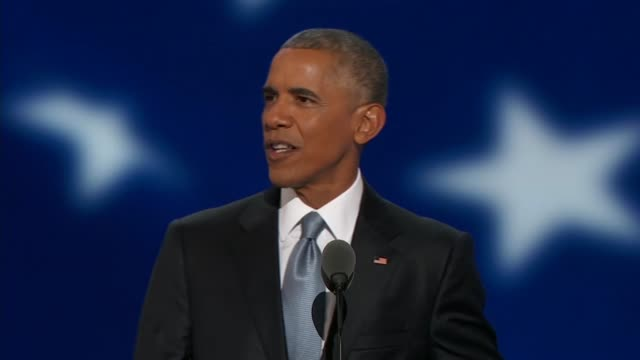 President Barack Obama tells convention delegates Hillary Clinton has real plans to address concerns heard on the campaign trail invested jobs put...