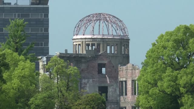 President Barack Obama will make history as he visits Hiroshima and becomes the only sitting US leader to set foot on ground that was seared by the...