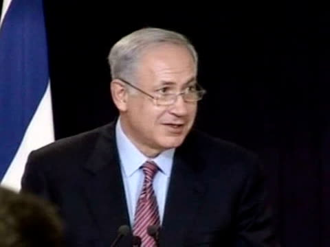 president barack obama will meet with israeli prime minister benjamin netanyahu, and the talks are expected to be tense. washington, district of... - benjamin netanyahu stock videos & royalty-free footage