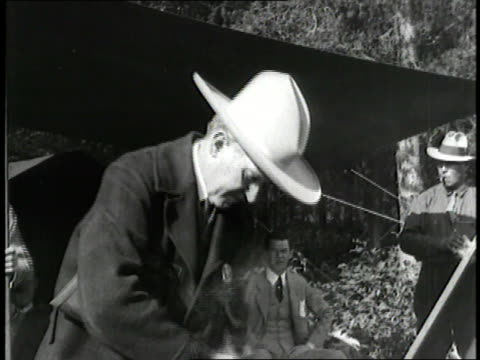 Calvin Coolidge Cowboy
