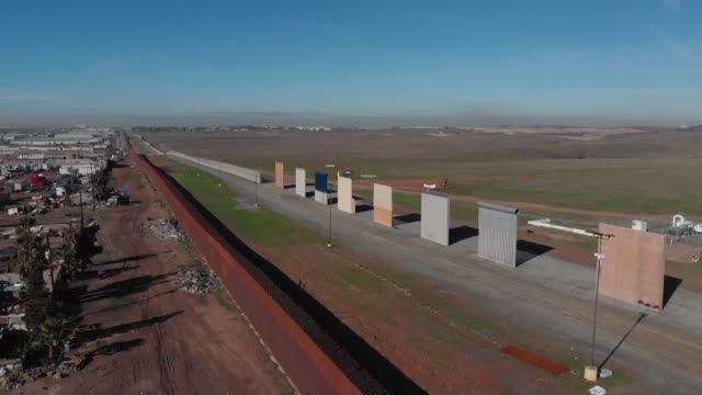President Donald Trump pushed for a climax in his fight over a controversial US Mexico border wall announcing a primetime speech and a visit to the...