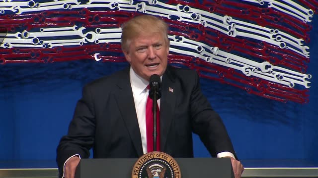 WGN President Donald Trump signed an executive orderdirecting federal agencies to implement the Buy American Hire American rhetoric of his...
