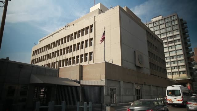 US President Donald Trump told Palestinian leader Mahmud Abbas in a phone call Tuesday that he intended to move the US embassy from Tel Aviv to...