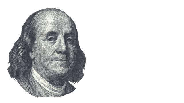 Presidente Franklin è parlare-spazio di copia