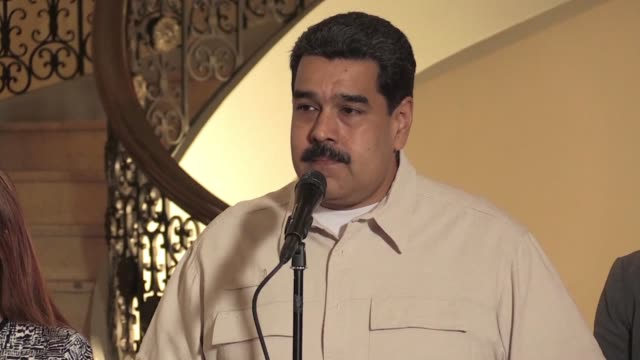 President Nicolas Maduro called Wednesday for snap legislative elections in Venezuela proposing to bring them forward by nearly two years to coincide...