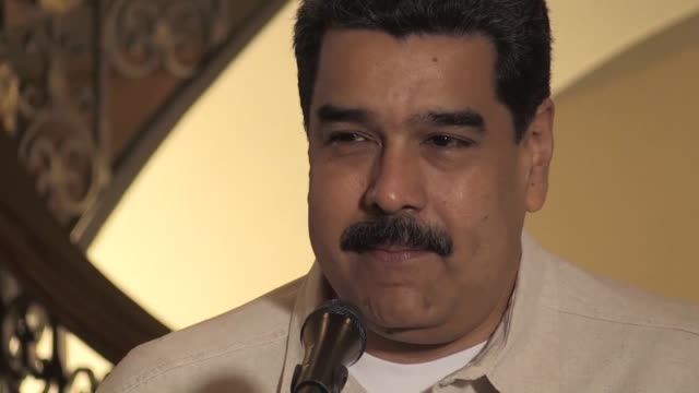 President Nicolas Maduro calls for snap legislative elections in Venezuela proposing to bring them forward by nearly two years to coincide with a...