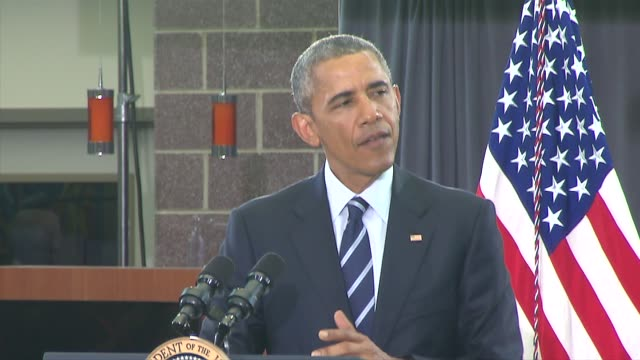 president obama speaks at salvation army in camden new jersey on may 18 2015 in camden new jersey - prison reform stock videos & royalty-free footage