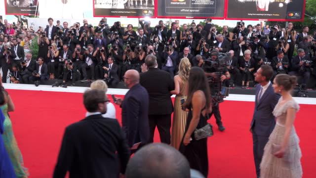 President of the jury Guillermo Del Toro and jury members Christoph Waltz Nicole Garcia Naomi Watts Sylvia Chang Paolo Genovese Malgorzata Szumowska...