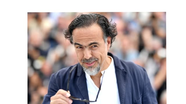 President of the Main competition jury Alejandro Gonzalez Inarritu attends the Jury photocall during the 72nd annual Cannes Film Festival on May 14...