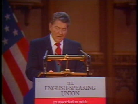 president ronald reagan comments on the tiananmen square massacre. - crime or recreational drug or prison or legal trial stock videos & royalty-free footage