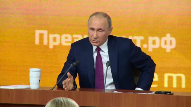 President Vladimir Putin says that Russia will cooperate with the World Anti Doping Agency and the International Olympic Committee over its athletes...