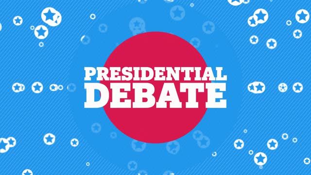 presidential debate animated background (loopable) - politics abstract stock videos & royalty-free footage