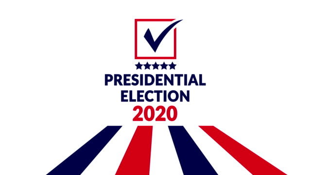 presidential election 2020 - democratic party usa stock videos & royalty-free footage