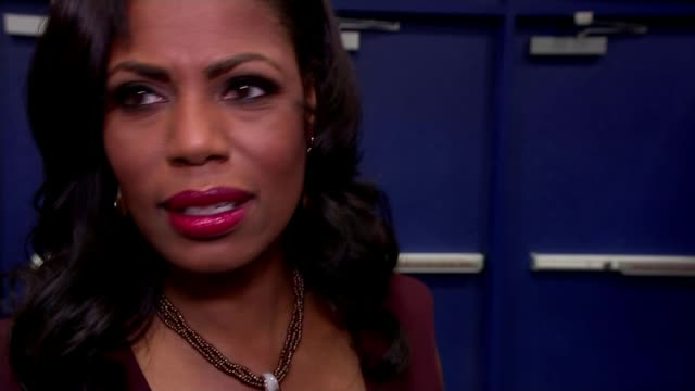 Aftermath of first Presidential debate Omarosa Manigault interview SOT he was a statesman