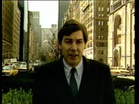 jesse jackson usa new york nat - 大統領選挙点の映像素材/bロール