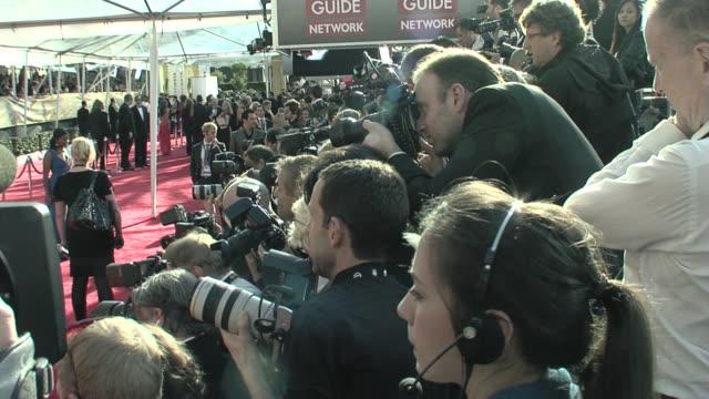 vídeos y material grabado en eventos de stock de press at the 15th annual screen actors guild awards part 4 at los angeles ca. - ambientación