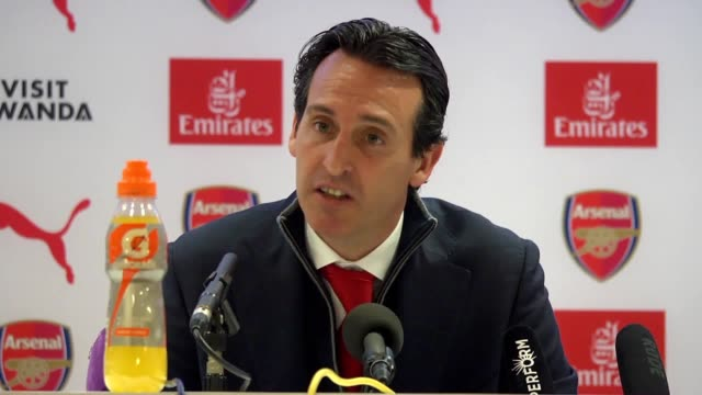 Press conference following Arsenal's 5 1 win over Bournemouth in the Premier League