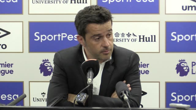 Press conference with Hull City manager Marco Silva following their 17 defeat to Tottenham Hotspur at the KCOM Stadium He says that his already...