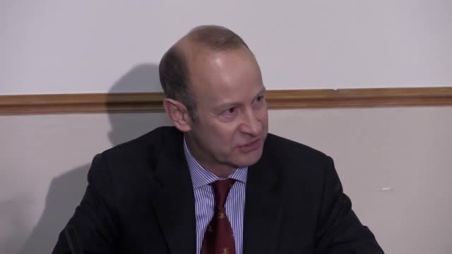 Press conference with new UKIP Leader Henry Bolton at the UKIP party conference in Torquay