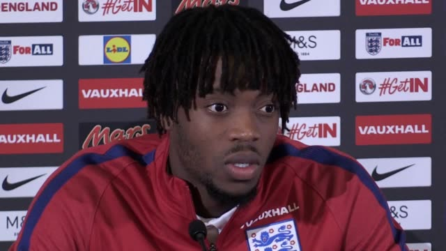 Press conference with Watford's Nathaniel Chalobah who has been called up to the England senior squad for the first time for the 2018 World Cup...