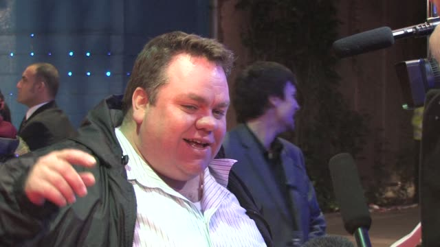 preston lacey at the jackass 3d uk film premiere at london england. - lace textile stock videos & royalty-free footage