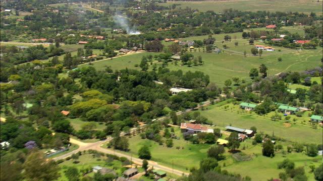 pretoria - aerial view - gauteng,  city of tshwane metropolitan municipality,  city of tshwane,  south africa - pretoria stock videos & royalty-free footage