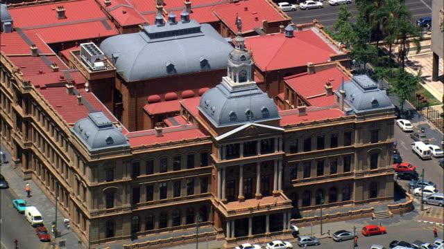 pretoria,  institute of technology - aerial view - gauteng,  city of tshwane metropolitan municipality,  city of tshwane,  south africa - pretoria stock videos & royalty-free footage