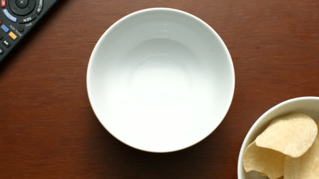 Bretzels dans Bowl