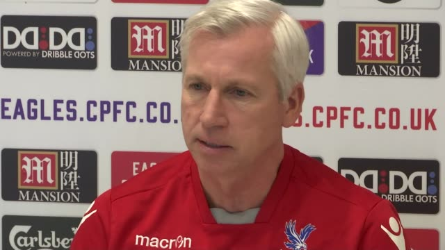 Previews of Premier League matches 1122016 Alan Pardew press conference SOT On trying to win game against Watford