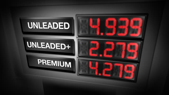 CGI, Prices on gas pump
