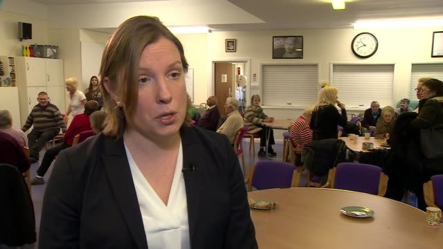 Prime Minister announces strategy to tackle issue of loneliness ENGLAND INT Tracey Crouch MP who has been asked to prepare a strategy for tackling...
