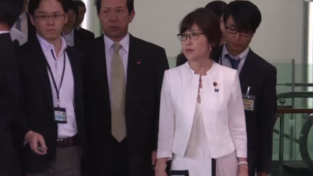 Prime Minister Shinzo Abe picks a close confidante with staunchly nationalist views as the new defence minister a move likely to raise concerns in...