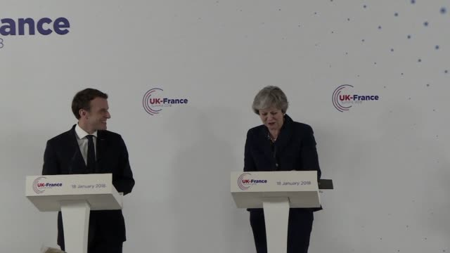 Prime Minister Theresa May and her French counterpart Emmanuel Macron agreed a new border security deal through which the UK will pay more to France...