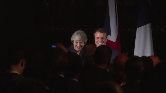 Prime Minister Theresa May and her French counterpart Emmanuel Macron agree a new border security deal through which the UK will pay more to France...