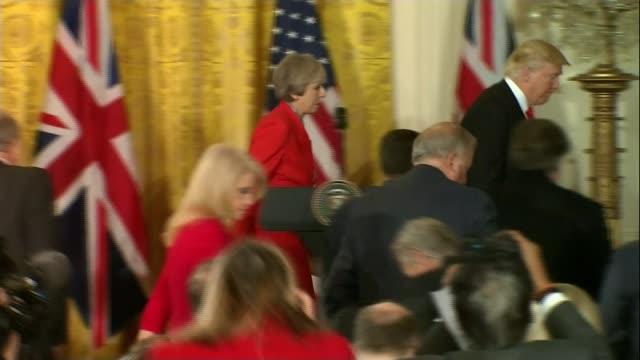 Prime Minister Theresa May calls General Election Prime Minister Theresa May calls General Election LIB Washington The White House Theresa May and US...