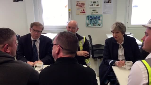 Prime Minister Theresa May said she wants people to be able to tell their employer about mental health concerns She was speaking on a visit to a...